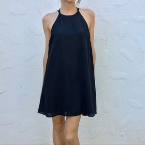 (Show Me Your Mumu) Martini Dress in Black